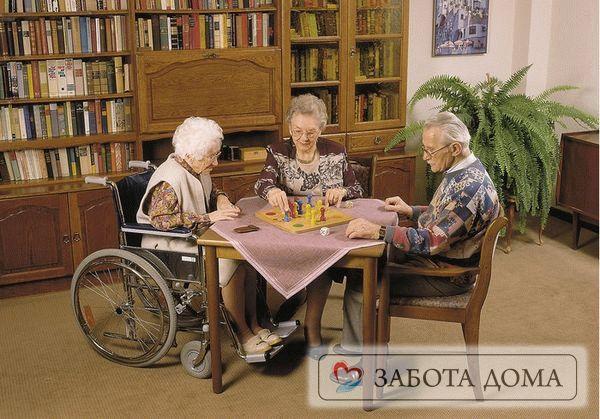 Как оформить пенсионера в дом престарелых в 2019 году