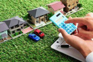 Налогообложение построек на земельном участке