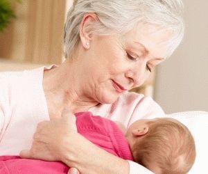 Декретный отпуск бабушке если мама не работает