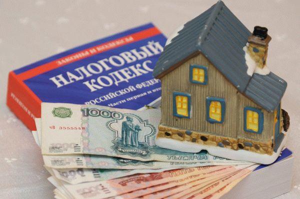 Какой налог на дачную недвижимость